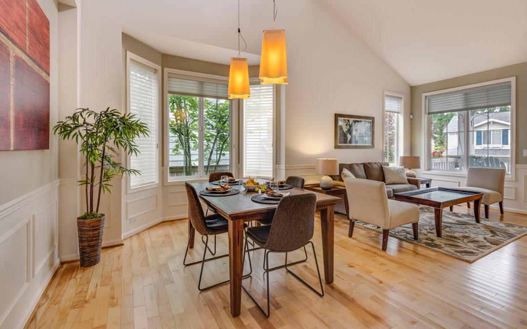 Despite real estate market's hot streak, home staging moves needle on asking price